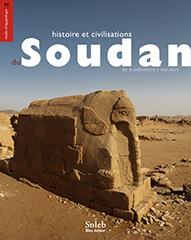 couverture Histoire et civilisations du Soudan